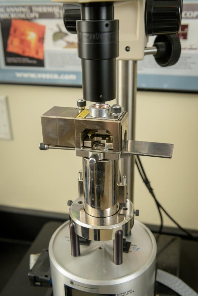 Atomic Force Microscopy – BioImaging Center