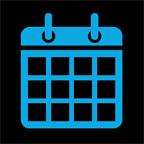 Calendar Icon 2x2